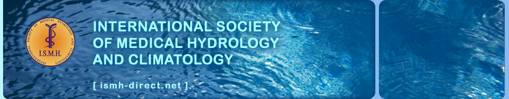International Society of Medical Hydrology and Climatology On-line